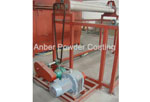 Driving unit for mesh conveyor